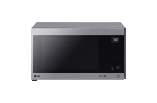 LG lmc157 microwave front view