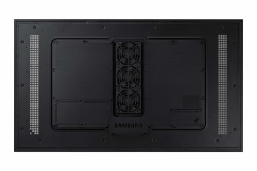 Samsung OH55F back view