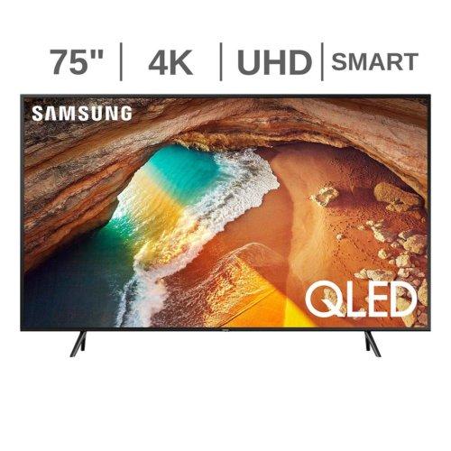 Samsung QN75Q6DR front view