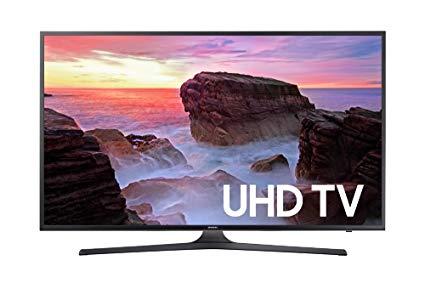 Samsung UN40MU6300 front view
