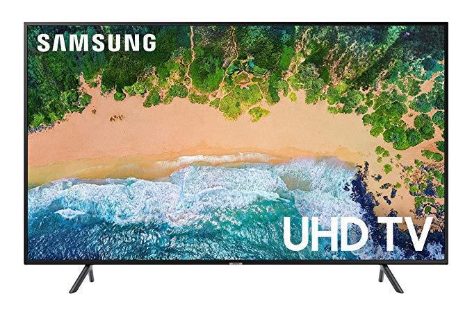 Samsung UN50NU7100 front