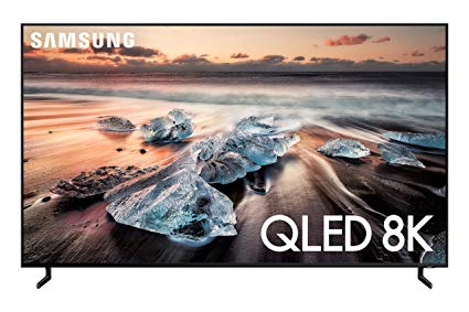 samsung QN65Q900RBFXZA front 8k