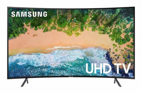 Samsung UN55NU7300 front view