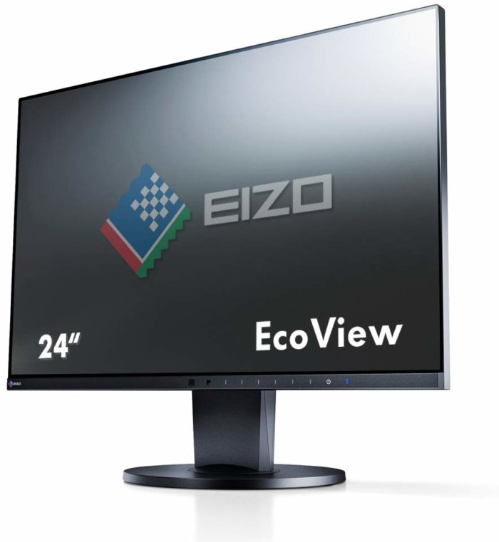 Eizo EV2450 front view