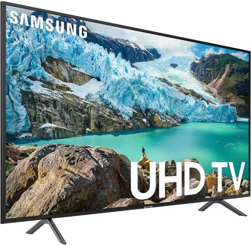 Samsung UN55RU7100 angle view