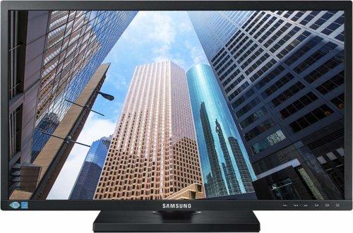 Samsung S24E450D front view