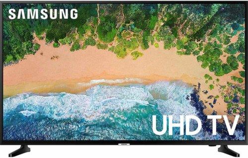 Samsung UN55NU6900 front view cheap