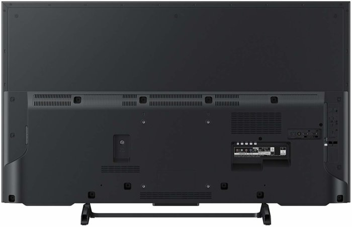 Sony XBR55X800E back view
