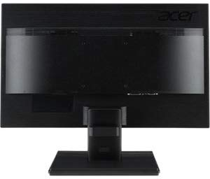 Acer V246HL back view topdeal trading cheap monitor