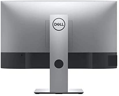 Dell U2419H back view cheap top tv deals