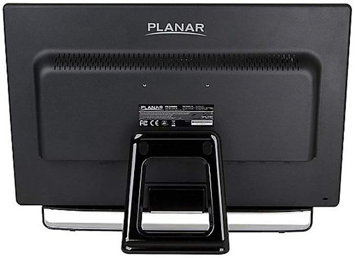 Planar PXL2430MW side view cheap top deal trading