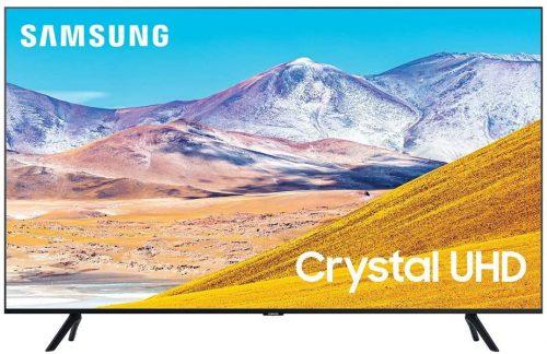 Samsung UN55TU800 front