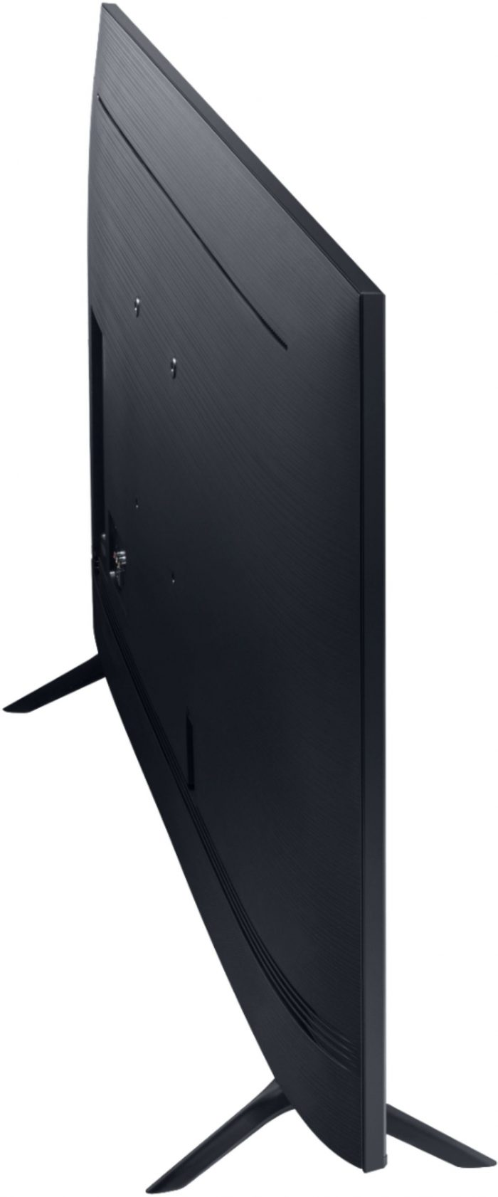 Samsung UN55TU800 back angle
