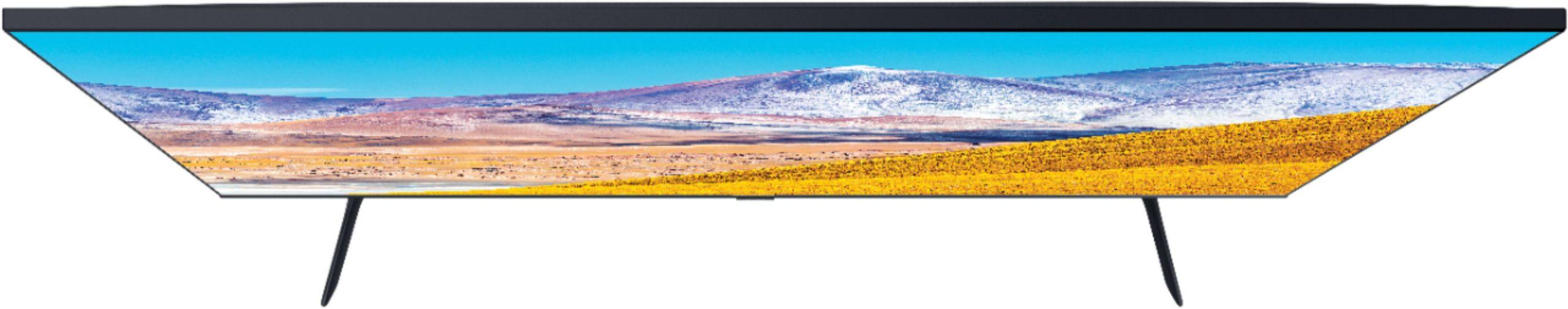 Samsung UN55TU800 top