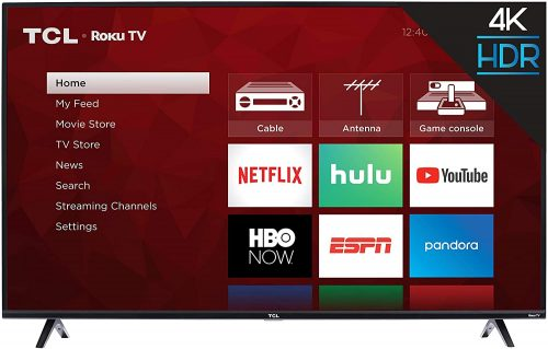 TCL 55S425 front view top deal trading